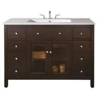 Lexington 48 inch vanity