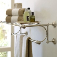 Pottery Barn mercer train rack