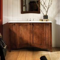 Classic Craftsman style vanity