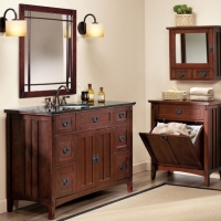 Home Decorators Collection 48 inch vanity