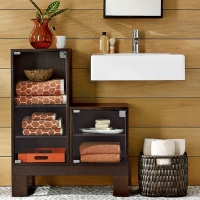 West Elm modular storage collection