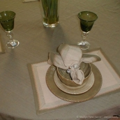 The new place setting