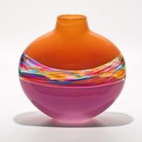 artful-home-jumbo-flat-vortex-vase-tangerine-florida-raspberry_0