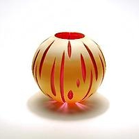 artful-home-yellow-and-wine-red-carved-vase
