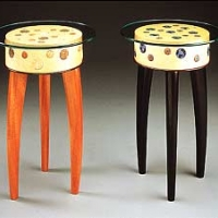 artful-home-round-dot-end-table