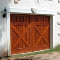 traditional Carriage doors