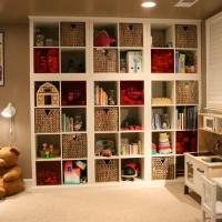 Ikea expedit shelves