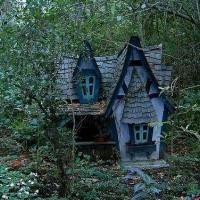 Small handmade house
