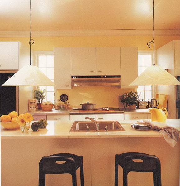 Light Up Kitchen Signs: Marilyn Fenn Decor