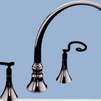 Curvy faucet