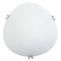 lowes-light-stainless-steel-ceiling-flushmount