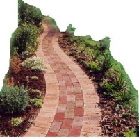 undulating-brick-path