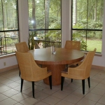 Crate and Barrel Table and Chairs