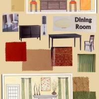 Dining Room Flat