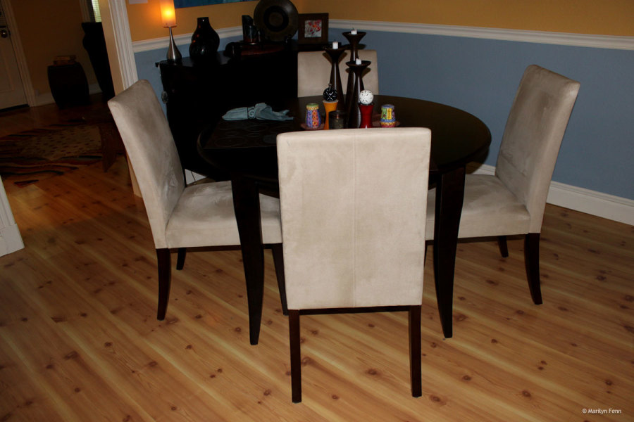Client One Dining Room
