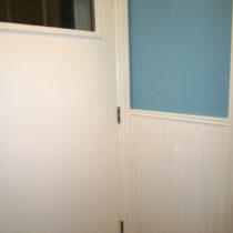 Painted 3 doors – door number 2