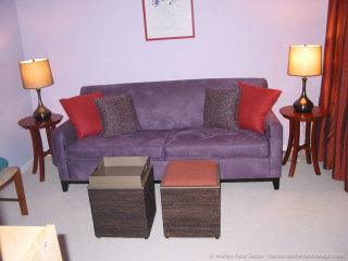 Guest room – After