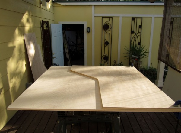 Cutting my desktops out of 5×5′ Baltic birch way back at the end of August