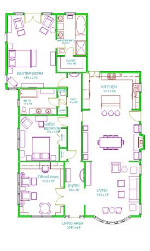 Floor Plan – Digital