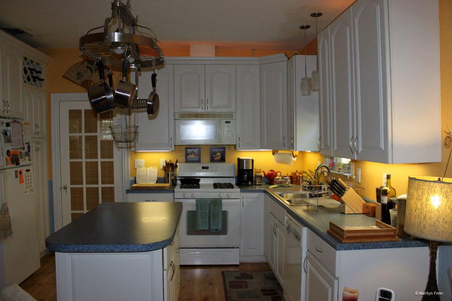 Client One Kitchen