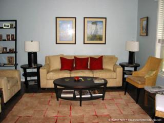 Living room – After