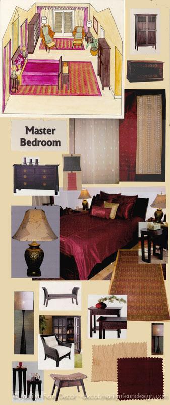Master Bedroom Flat