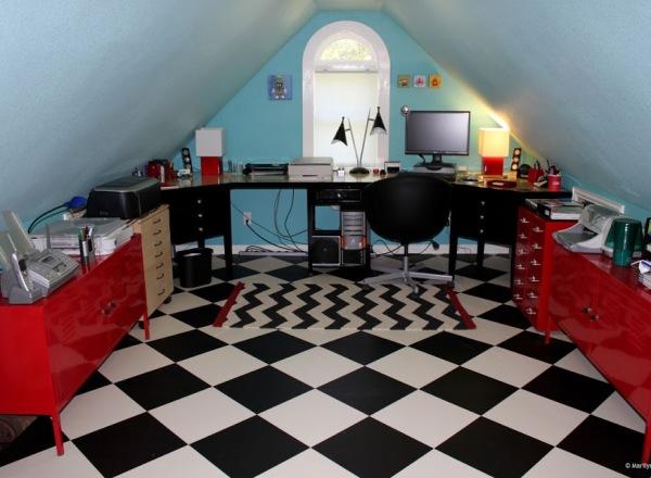 My new office