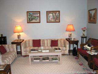 Living room furniture – Before