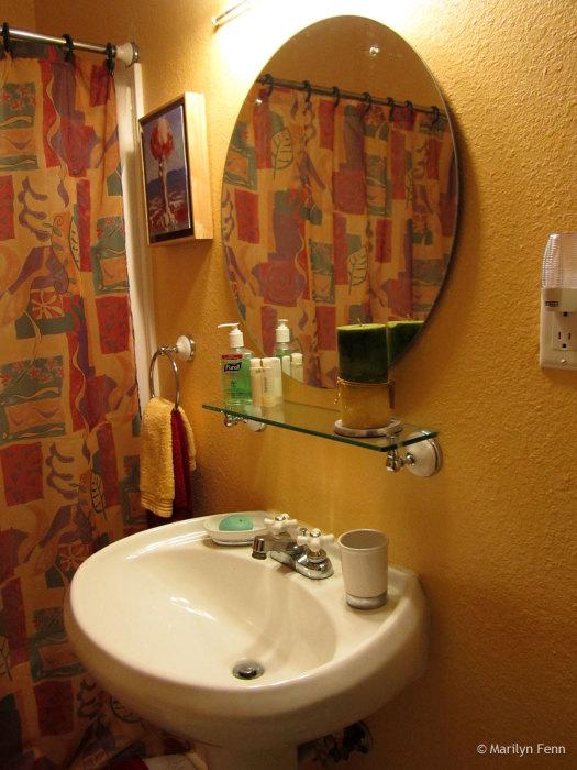 The small bath - sink