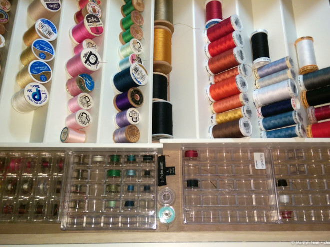 Thread storage
