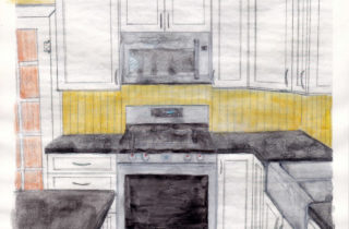 Interior Illustration-Kitchen-02