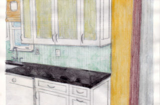 Interior Illustration-Kitchen-03