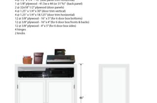Record-Cabinet
